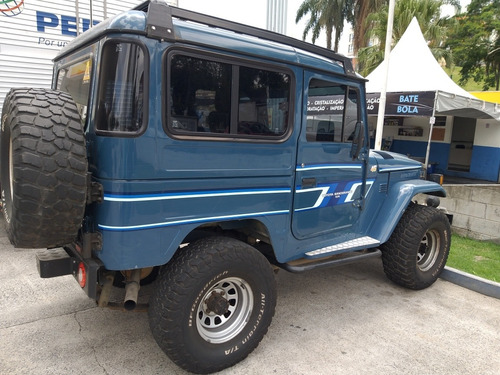 toyota bandeirante jeep turbo intercool