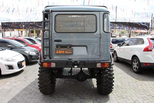 toyota bandeirante jipe 4x4 oj50lv(aco) 2p   2000