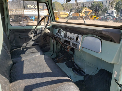 toyota bandeirante pick-up c/simples