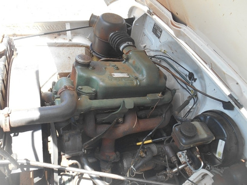 toyota bandeirante pick up motor om 614
