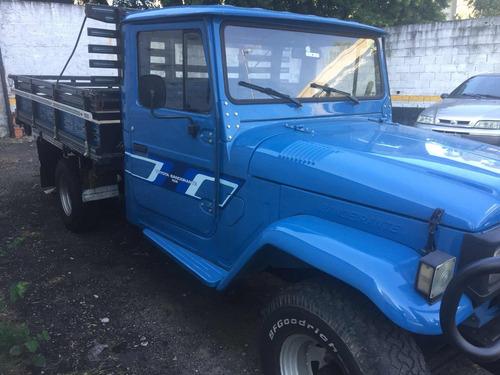 toyota bandeirante pickup aberta diesel 1991