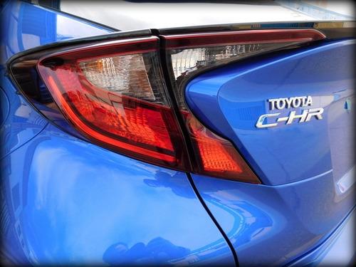 toyota c-hr -184cv - hybrido autónomo exento de pico y placa