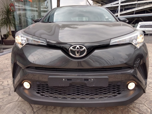 toyota c-hr demo 2018