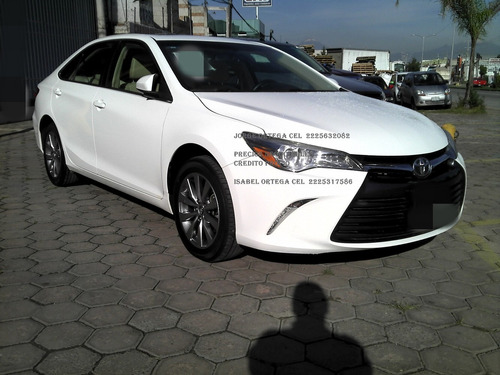 toyota cambry 2015 xle 2.5 lts automatico gps eng $ 47,800
