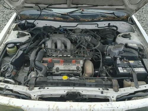 toyota camry 1987-1991 radiador de agua