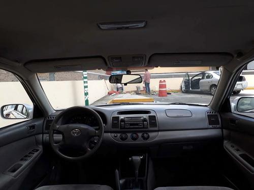 toyota camry 2004 automatico electrico economico clima radio