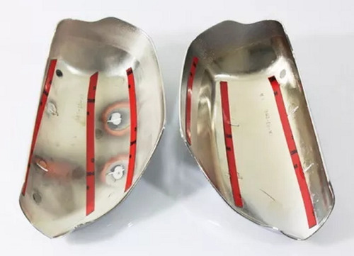 toyota camry 2007 - 2011 cubre espejos cromados nuevos!!!