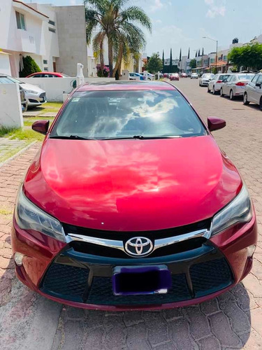 toyota camry 2015 3.5 xse v6 at
