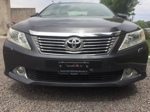toyota camry 2.5 l4 at 2012