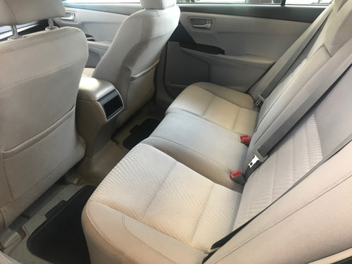 toyota camry 2.5 le at 2016 gris