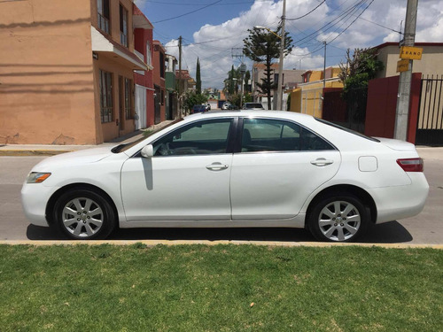 toyota camry 2.5 xle l4 aa ee qc piel at 2008