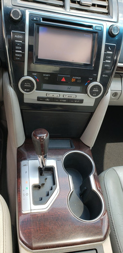 toyota camry 2.5 xle l4 aa ee qc piel at - 2012