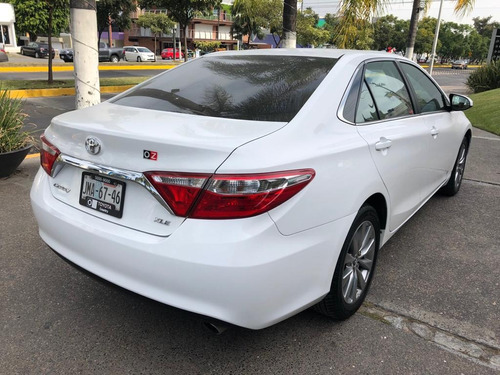 toyota camry 2.5 xle l4 at 2015 certificado