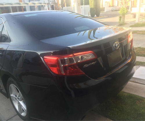 toyota camry 3.5 se v6 aa ee qc at 2012