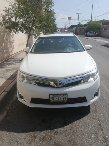 toyota camry 3.5 xle v6 aa ee qc nave. audio at 2013