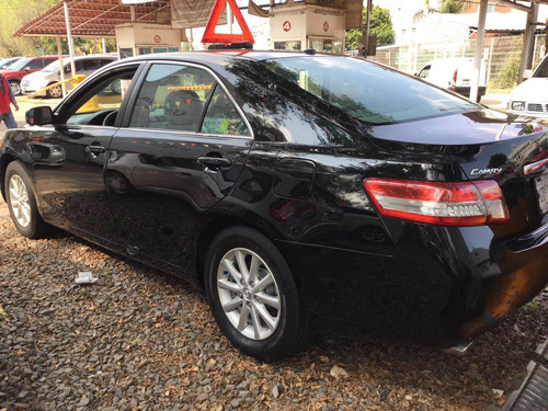 toyota camry 3.5 xle v6 aa ee qc piel at 2011
