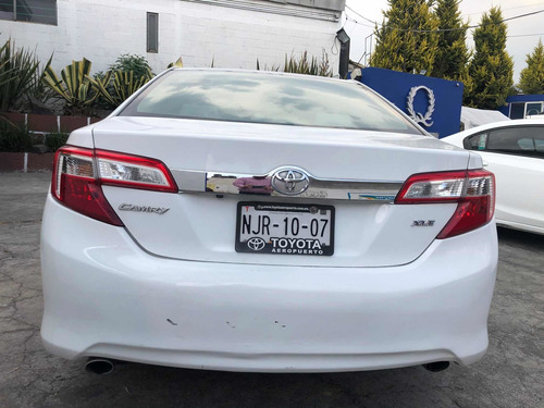 toyota camry 3.5 xle v6 aa ee qc piel at 2012