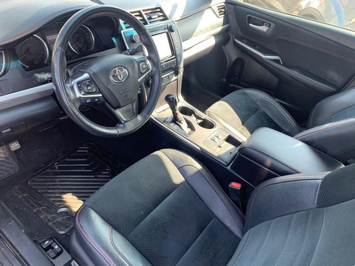 toyota camry 3.5 xse v6 at 2017