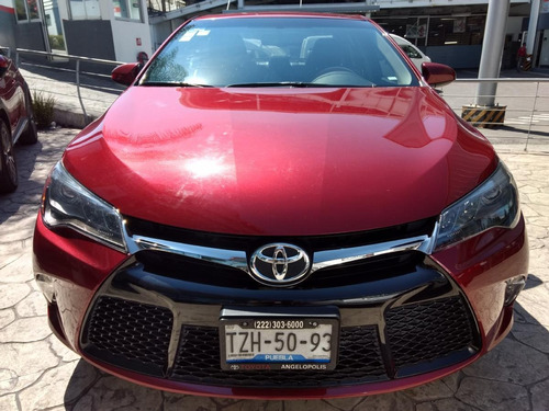 toyota camry 4p xse v6 3.5 aut
