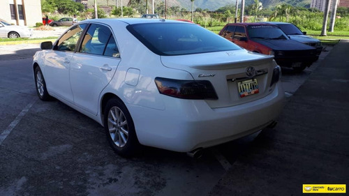 toyota camry automatico