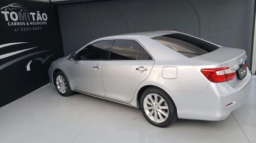 toyota camry sedan xle 3.0 24v 2012