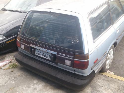 toyota camry sw 1988 v6 consular para restauro