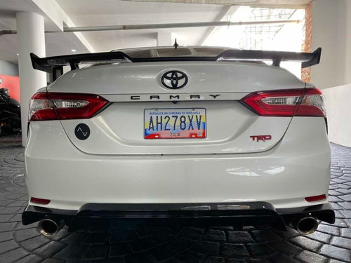 toyota camry trd pro