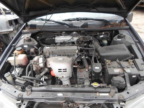 toyota camry v6 2000 automático sucata só peças!