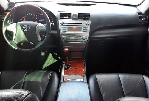 toyota camry  xle 3.5 v6 gasolina automático