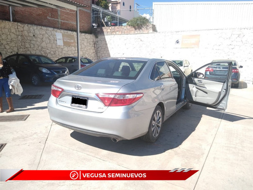 toyota camry xle 4cil transmision automatica 2016