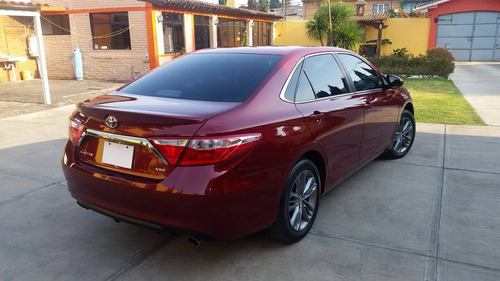 toyota camry xse 6 cil sport  2016