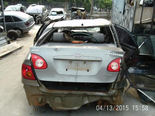 toyota corola 1.8 automatico 2008