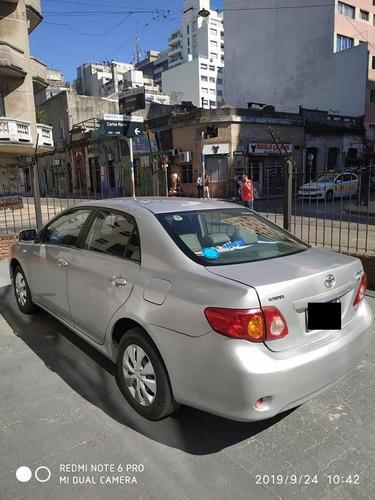 toyota corolla 1.6 japones, sedan 4 puertas, color gris