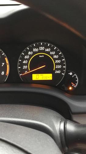 toyota corolla 1.8 16v gli aut. 2012