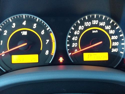 toyota corolla 1.8 16v gli flex aut. 4p 2010