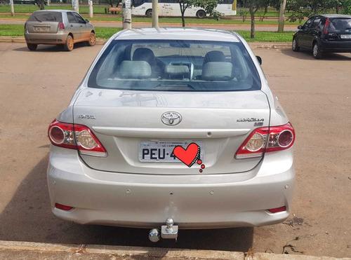 toyota corolla 1.8 16v gli flex aut. 4p 2012