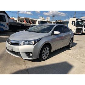 Toyota Corolla 1.8 16v Gli Flex Automatico 4p