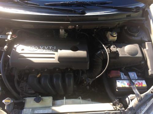 toyota corolla 1.8 16v se-g aut. 4p 2007