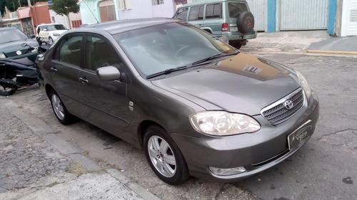 toyota corolla 1.8 16v se-g aut com couro - 2008