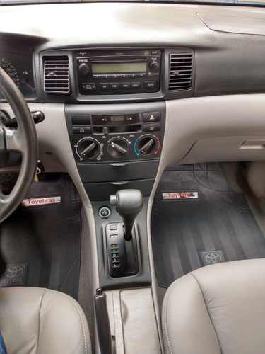 toyota corolla 1.8 16v xei aut. 4p 2006