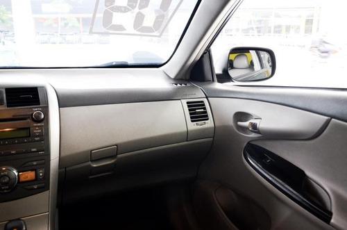 toyota corolla 1.8 16v xei flex aut. 2009