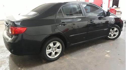 toyota corolla 1.8 16v xei flex aut. 4p 2010