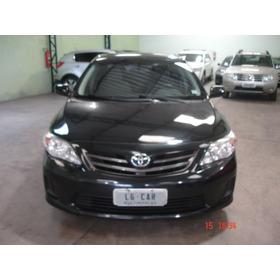 Toyota Corolla 1.8 16v Xli Flex 4p