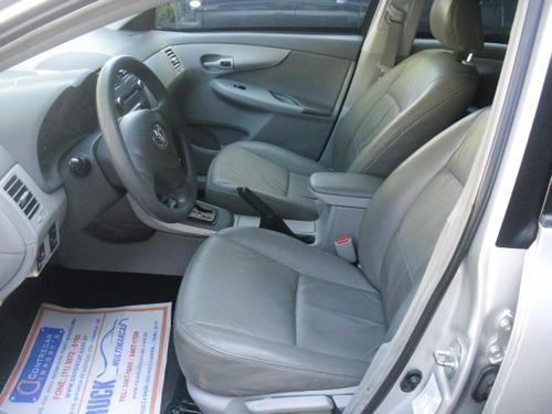 toyota corolla 1.8 2009 xli flex aut+blindado