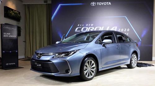 toyota corolla 1.8 altis premium flex/ híbrido  2020 0km