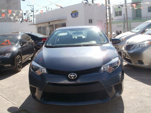 toyota corolla 1.8 base estandar