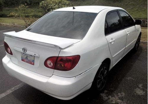 toyota corolla 1.8 gli sincronico leer descripcion