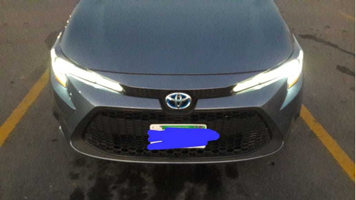 toyota corolla 1.8 hybrid at 2020