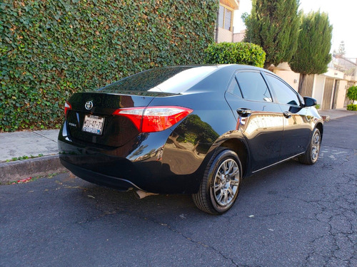 toyota corolla 1.8 l4 man impecable 2015