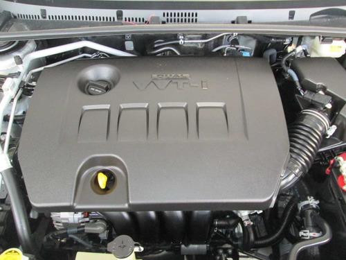 toyota corolla 1.8 le 2016, 4 cilindros, automatico